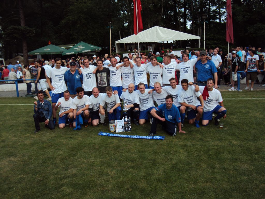 Kreispokalsieger 2012