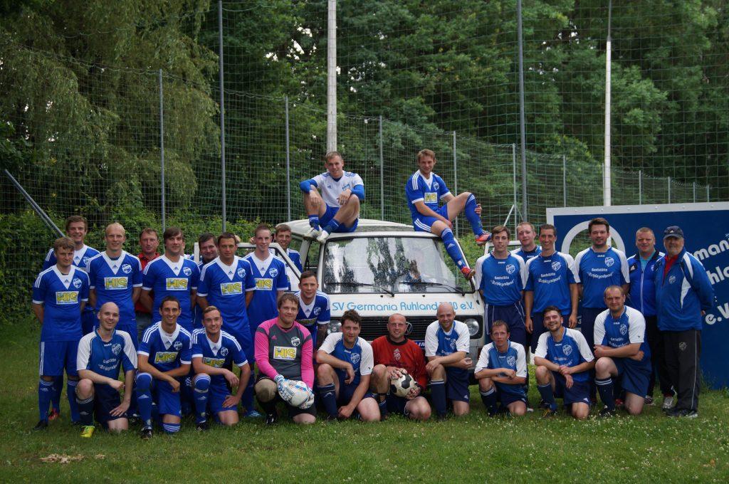 Männermannschaften 2013/2014