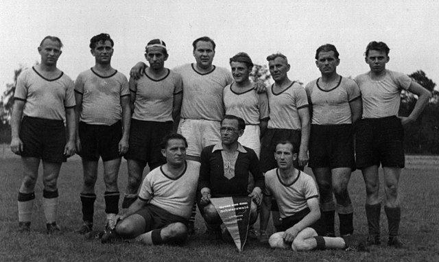 Alte Herren 1954