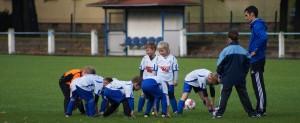 G-Junioren Training