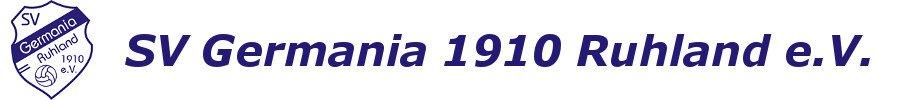 SV Germania 1910 Ruhland e.V.
