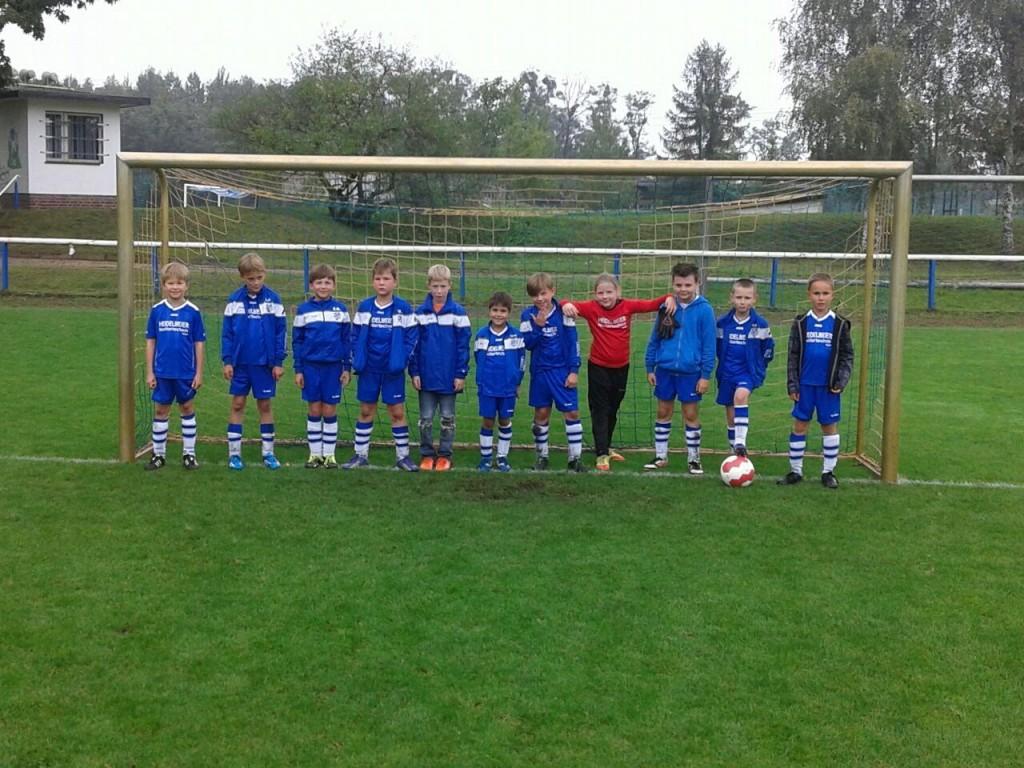 Sieger 1.Kreispokalrunde - 22.09.2014