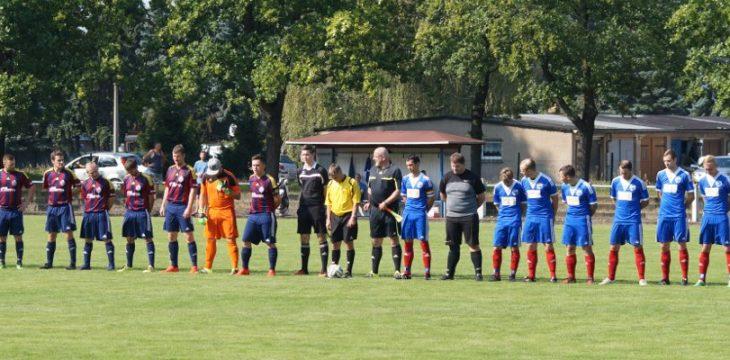 03. Spieltag – Ruhland – Oppelhain 1:1 (0:1)