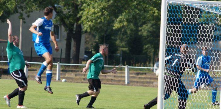 03. Spieltag – Ruhland II – Grünewald 2:4 (1:1)
