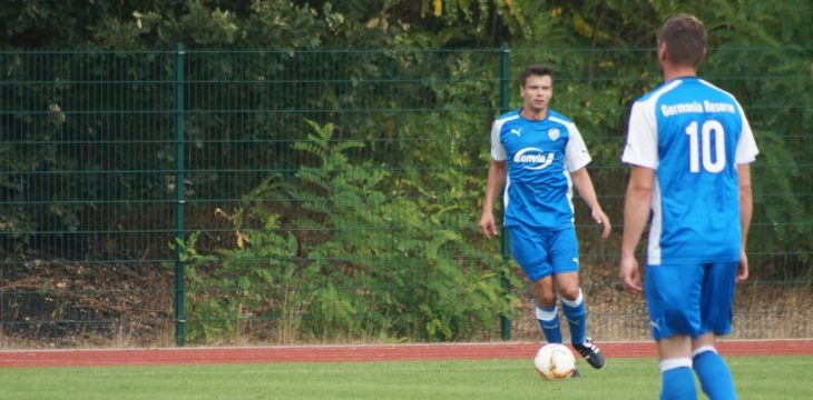 04. Spieltag – Schwarzheide II – Ruhland II 4:1 (2:1)