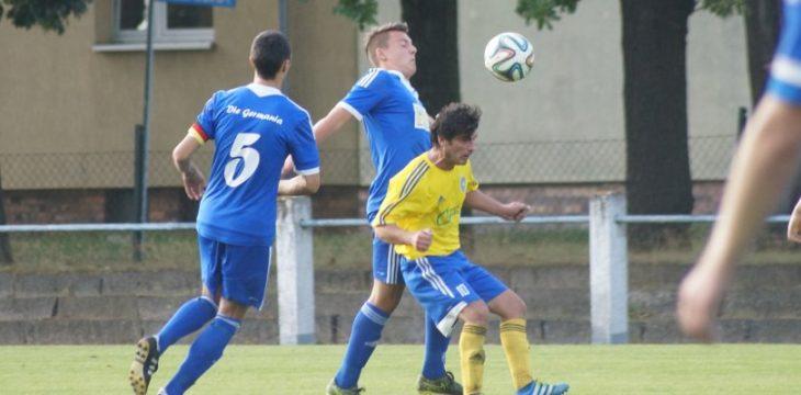 05. Spieltag – Ruhland – Lübbenau 3:4 (0:2)