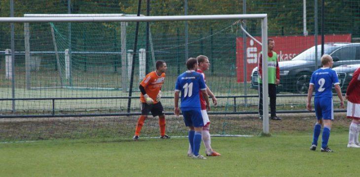 Achtelfinale Kreispokal – Hohenleipisch II – Ruhland 3:2 (2:2)