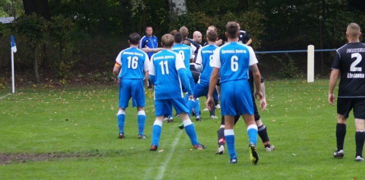 07. Spieltag – Ruhland II – Lindenau II 3:2 (0:1)