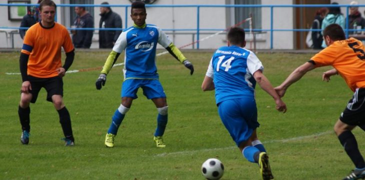 08. Spieltag – Kroppen II – Ruhland II 0:2 (0:0)