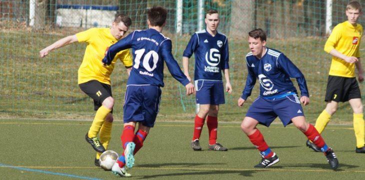 16. Spieltag – Brieske/Senftenberg II – Ruhland 3:1 (1:1)