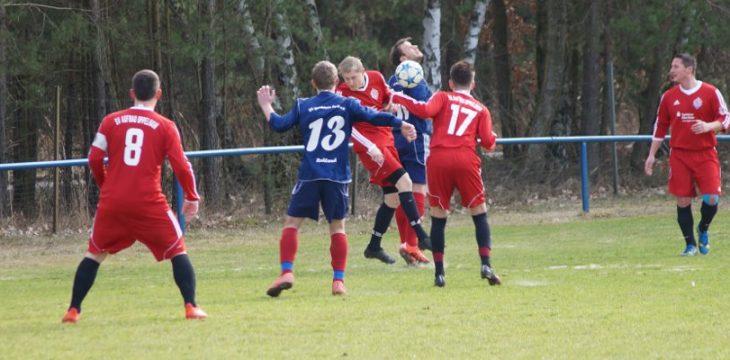 18. Spieltag – Oppelhain – Ruhland 3:1 (3:0)