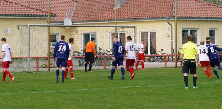 22. Spieltag – Schipkau – Ruhland 2:2 (1:0)