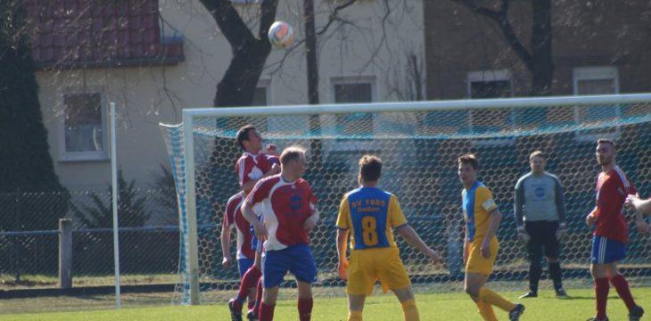21. Spieltag – Ruhland – Golßen 0:2 (0:1)