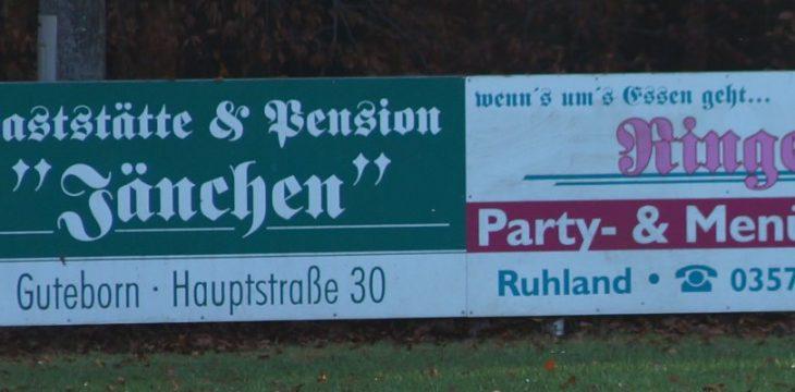 21. Spieltag – Guteborn – Ruhland II 6:0 (2:0)