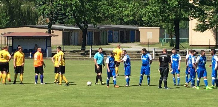 22. Spieltag – Ruhland II – Schradenland II 9:3 (3:2)