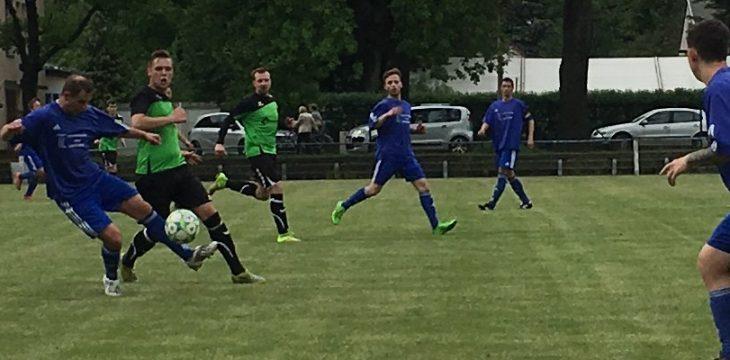 27. Spieltag – Ruhland – Sängerstadt 2:2 (2:2)