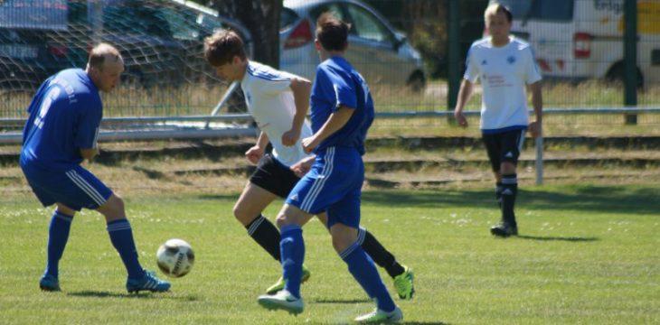 28. Spieltag – Finsterwalde – Ruhland 3:3 (0:2)