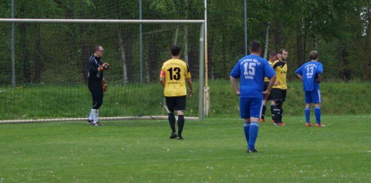 26. Spieltag – Schönwalde – Ruhland 3:1 (1:0)