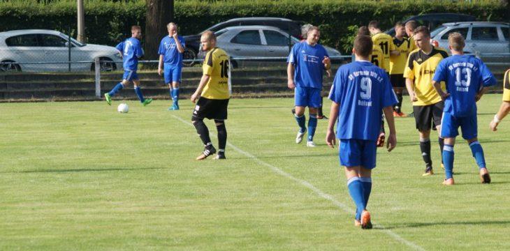 2. Spieltag – Ruhland – Schönwalde 4:1 (1:1)