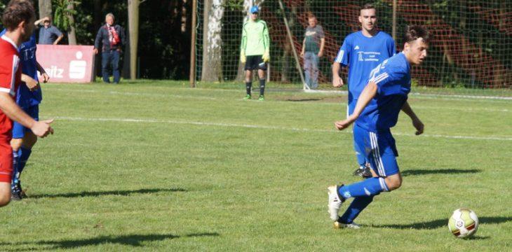 1. Spieltag – Calau – Ruhland 0:0 (0:0)