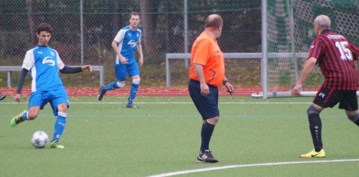 5. Spieltag – 1892 Schwarzheide – Ruhland II 2:0 (1:0)
