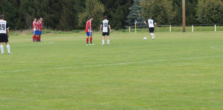 5. Spieltag – Prösen – Ruhland 3:0 (3:0)