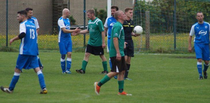 4. Spieltag – Ruhland II – Grünewald 5:1 (2:1)