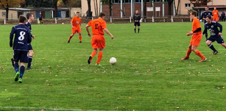 8. Spieltag – Ruhland – Falkenberg 2:5 (2:1)