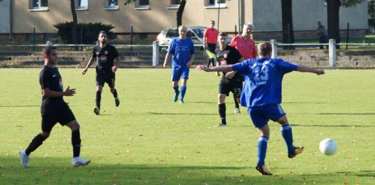 6. Spieltag – Ruhland – Senftenberg 5:1 (1:0)