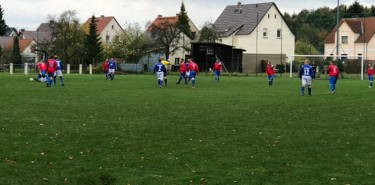 9. Spieltag – Ruhland II – Sedlitz 9:2 (2:2)