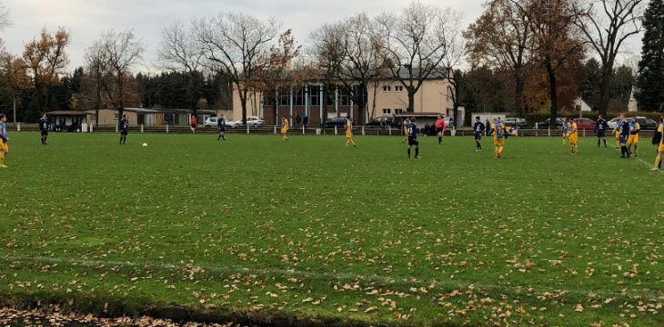 11. Spieltag – Ruhland – Golßen 2:0 (0:0)