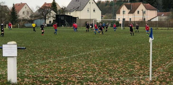 11. Spieltag – Ruhland II – Schwarzheide II 0:6 (0:3)