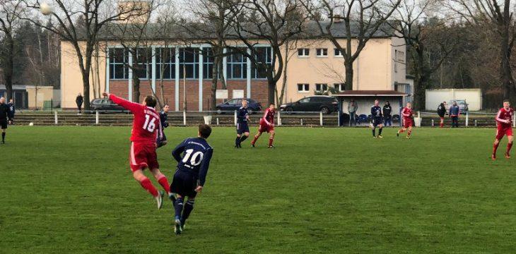 13. Spieltag – Ruhland – Oppelhain 3:3 (1:0)