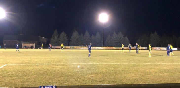 14. Spieltag – Groß Leuthen – Ruhland 2:0 (0:0)