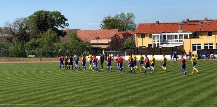 24. Spieltag – Lübbenau – Ruhland 6:3 (3:1)