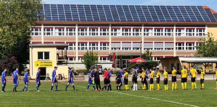 25. Spieltag – Elsterwerda – Ruhland 1:5 (0:3)
