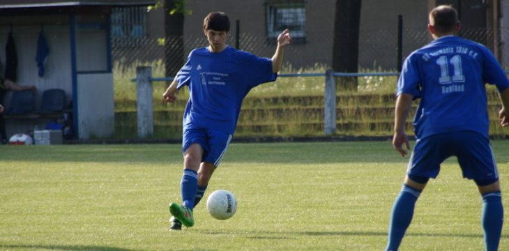 16. Spieltag – Ruhland – Calau 2:3 (0:2)