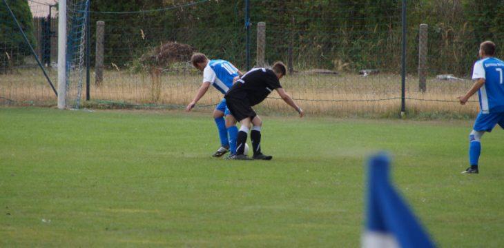 1. Spieltag – Ruhland II – Tettau/Frauendorf II 9:7 (6:3)