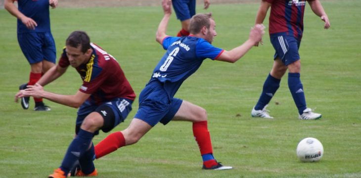 2. Spieltag – Ruhland – Oppelhain 2:2 (1:1)