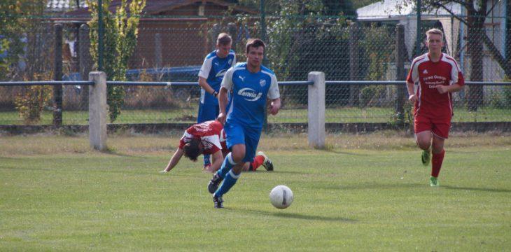6. Spieltag – Ruhland II – Großkmehlen II 2:1 (1:0)