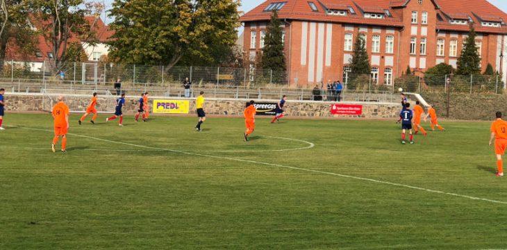 7. Spieltag – Falkenberg – Ruhland 2:1 (0:1)