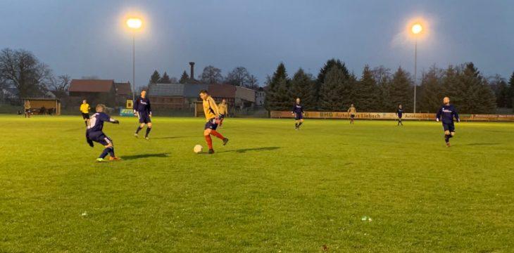 14. Spieltag – Groß Leuthen/Gröditsch – Ruhland 2:1 (1:1)
