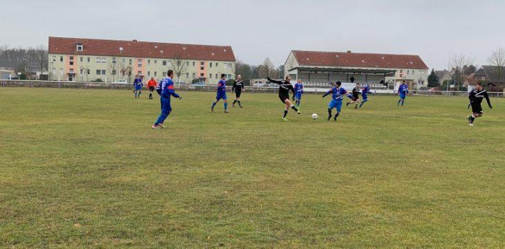 12. Spieltag – Tettau/Frauendorf II – Ruhland II 3:2 (2:0)