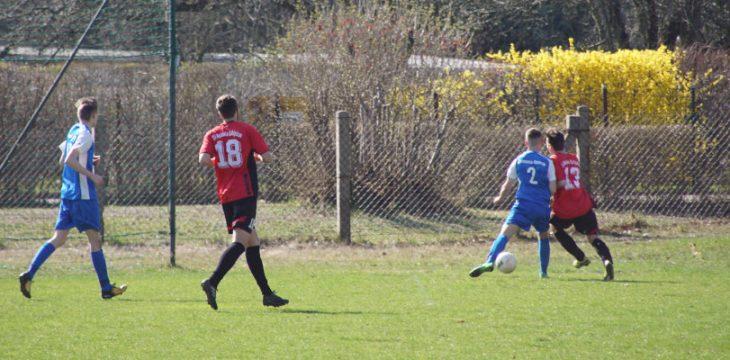 13. Spieltag – Ruhland II – Schipkau II 0:5 (0:3)