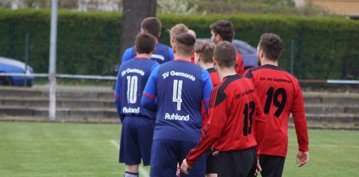22. Spieltag – Ruhland – Falkenberg 3:0 (2:0)