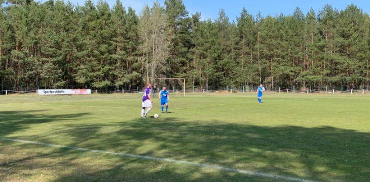 11. Spieltag – Klettwitz II – Ruhland II 4:3 (2:1)