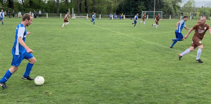 16. Spieltag – Ruhland II – Grünewald 8:3 (4:2)