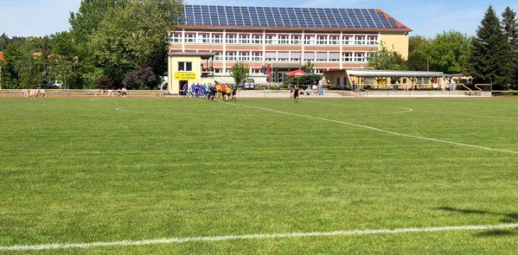 25. Spieltag – Elsterwerda – Ruhland 6:1 (1:1)