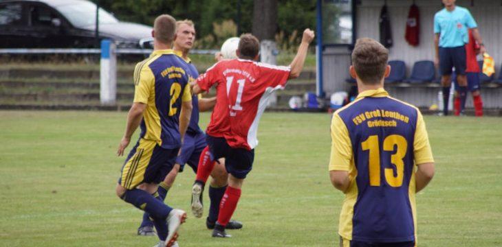1. Spieltag – Ruhland – Groß Leuthen 4:0 (1:0)