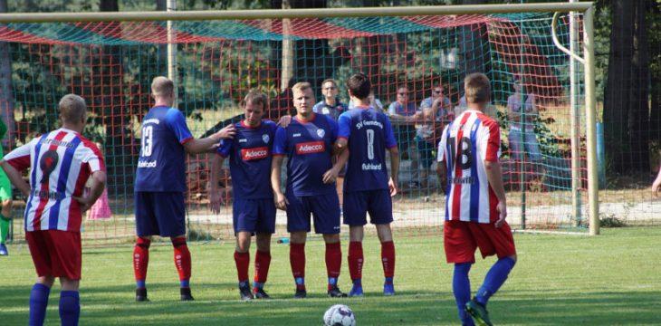 2. Spieltag – Peickwitz – Ruhland 3:2 (3:1)